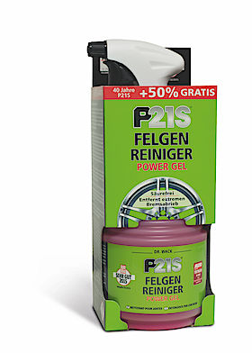 Dr.Wack Felgenreiniger P21S Power Gel